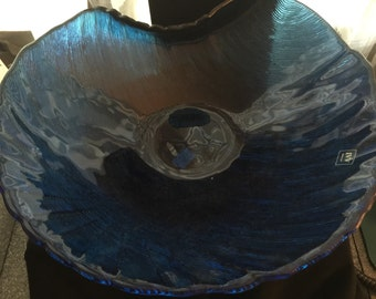 IVV Italian glass bowl