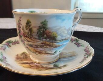 Royal Albert Bone China Tea Cup and Saucer