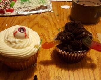 Boy Cupcakes
