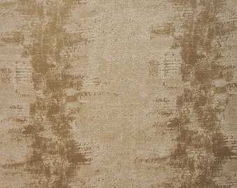 Drapery/Upholstery Jacquard Fabric Percy 565 Latte By The Yard