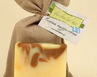 Natural soap with thermal water and essential oils Type-1