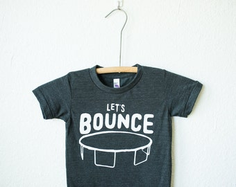 lets bounce // toddler // american apparel // handmade