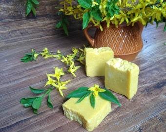 linden garden soap