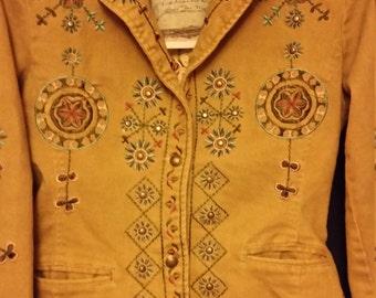 SALE!  Embroidered Jacket