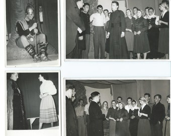 Vintage photo - collection - play - vintage photos