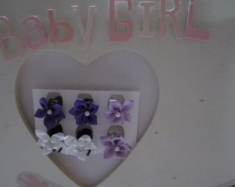 Pigtails Hair Clips for babys