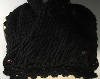 Handmade Knitting Winter Scarf