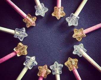 Miniature fairy wands