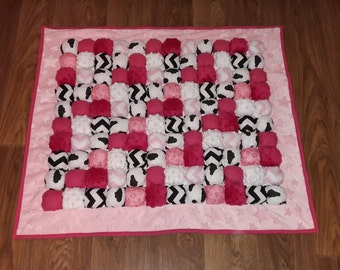 Bubble quilt - Present for Baby