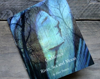 Goddesses of River, Sea and Moon Booklet