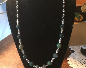 Handmade Earthy Style Necklace