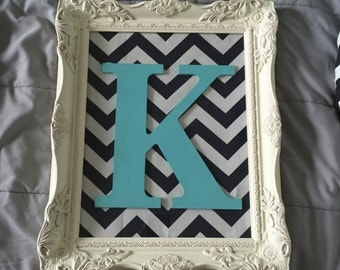 Framed Decorative Letters