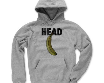Banana Head Y Men's Hoodie (am)
