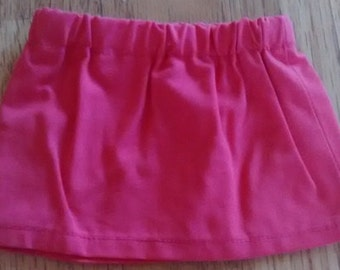 "15"" Pink Doll Skirt"