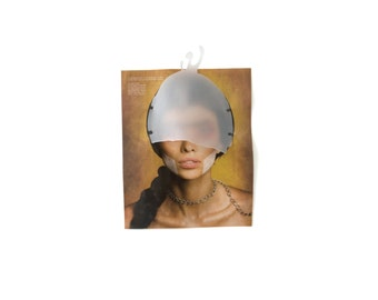 Helmet Woman - Wall Art