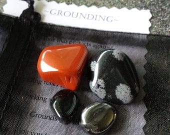 GROUNDING Stone Set