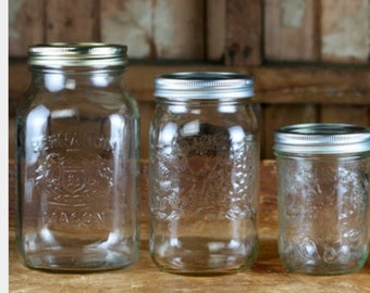 3 Recipes in a Jar