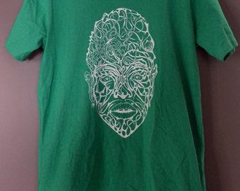 Venus T-shirt, size S, green