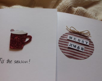 2 Pack Christmas Cards