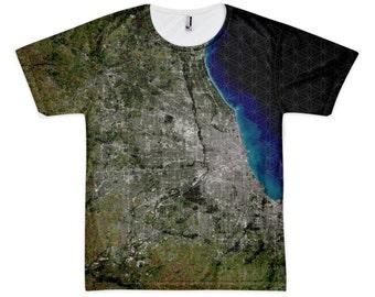 Chi Sky v5  (All over print) Tshirt
