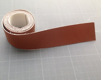 Ribbon similarity leather (medium size)