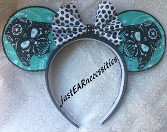 Darth Vader Inspired Minnie Ears