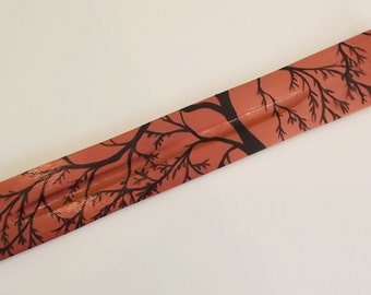 Hand Painted Incense Holder, Ash Catcher for Incense Sticks