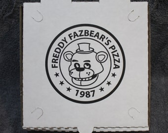 FNaF Pizza Party Box  FIVE NIGHTS at FREDDYS 12 pack