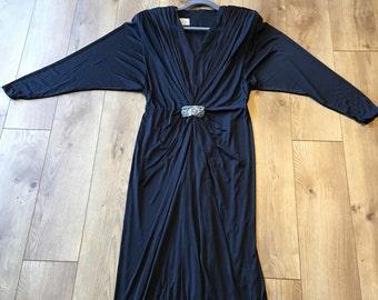 L Rotschild vintage dress. Size 8.