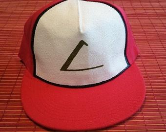 Custom Cap. Trainer Pokemon (inspired by Ash Ketchum)