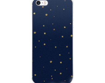 Iphone 6s Case Stars, Iphone 5s Case Stars, Iphone Case Stars, Iphone Case Space, Iphone 7 Case Stars, Iphone 6 Plus Stars, Gift For Her