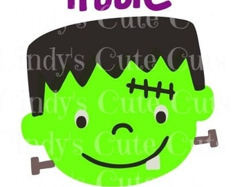 Mommy's Little Monster, Halloween Cuttable, dxf, eps, png, jpeg, svg