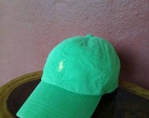 Rare vintage Polo Ralph Lauren hat/cap, Polo sports, Polo shirt, Polo snow beach, stadium 92, p wing, swag, colorful, basketball cap
