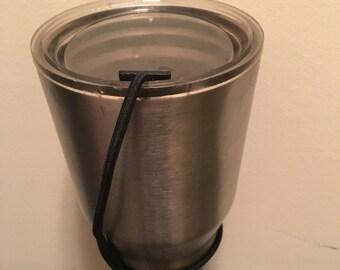 Yeti Tumbler Lid Plug with Cord
