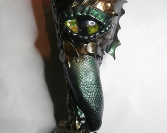 REDUCED PRICE!!! Dragon Goblet