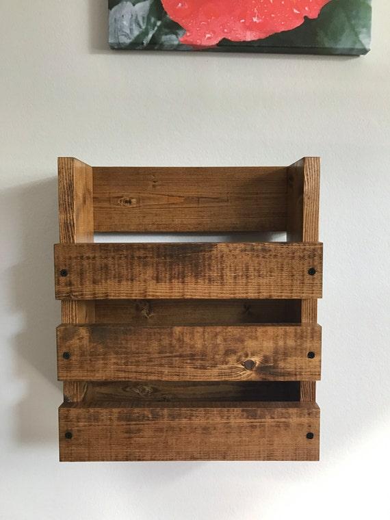 Menu rack / Menu storage for legal size menus