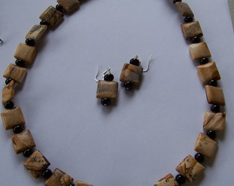 Picture jasper and onyx