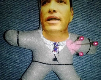 The Voodoo Mark Doll