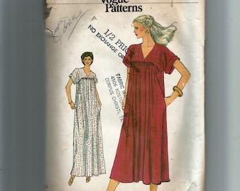 Vogue Misses' Dress Pattern 7314