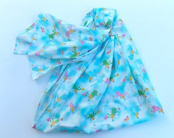XL Doll Carrying Ring Sling - Toy Doll Carrier - Baby Doll Sling - Doll Ring Sling - Doll Carrying Pouch - Babywearing - Fairy Doll Carrier