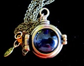 Steampunk Necklace RESERVED for GABRIELA