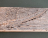 Barnwood DRESSER BOX handmade from reclaimed weathered wood - rustic refined