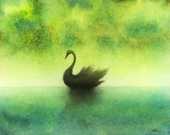 Peace In Place Of Certainty - fine art print