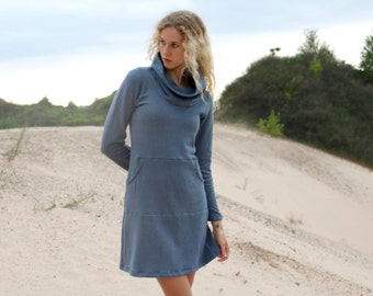 Hemp Winter Nomad Dress