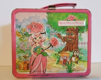 Rose Petal Place Lunchbox