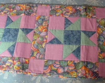 Quilted Easter Tablerunner