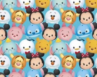 MadieBs Disney TSUM   TSUM  Disney Toddler Crib Sheet