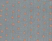 Nani Iro Kokka Japanese Fabric Pocho - gift metallic - 50cm
