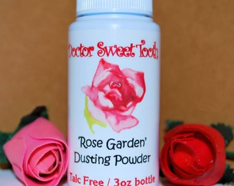 Rose Garden Dusting Powder 3oz