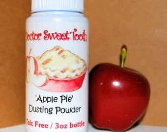Apple Pie Dusting Powder (Talc Free)